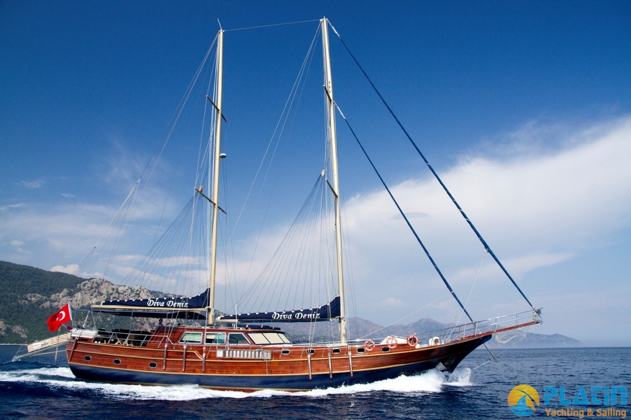 Luxury Yacht Charter Marmaris
