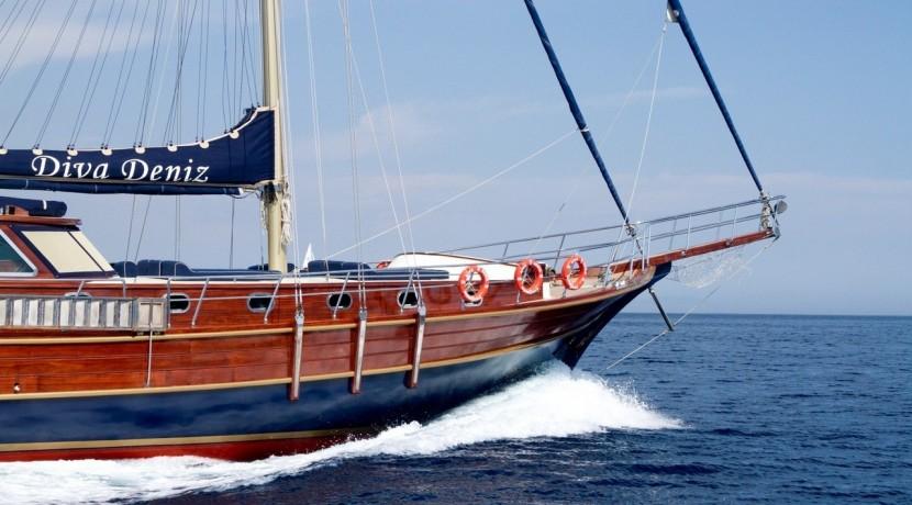 Luxury Yaxht Charter Marmaris 05