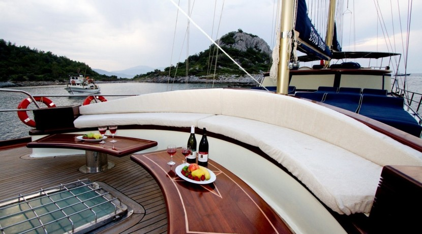 Luxury Yaxht Charter Marmaris 07