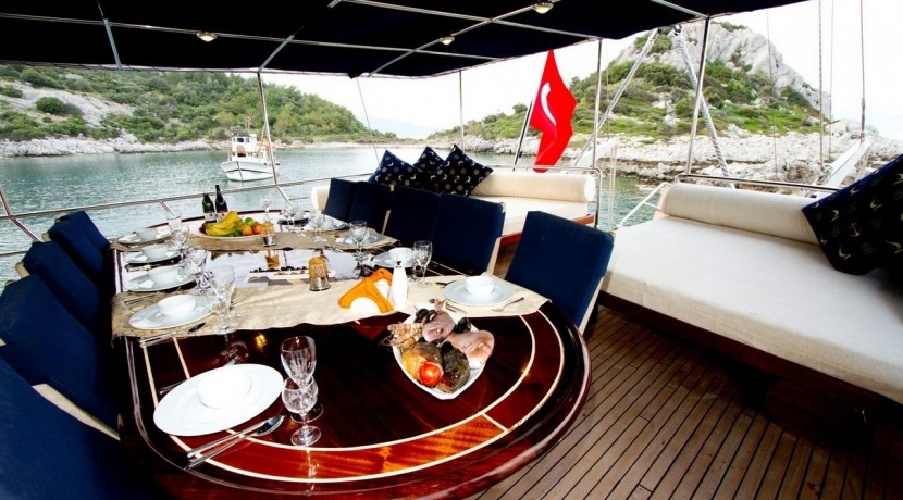 Luxury Yaxht Charter Marmaris 08