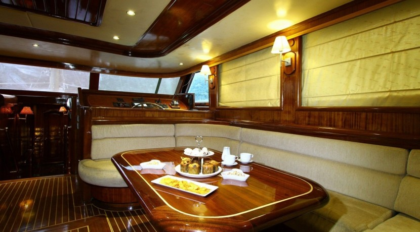 Luxury Yaxht Charter Marmaris 11