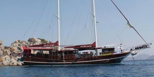 Marmaris 7 Cabin Yacht