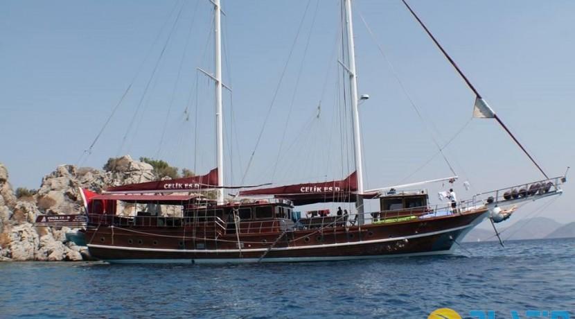 Marmaris 7 Cabin Yacht01