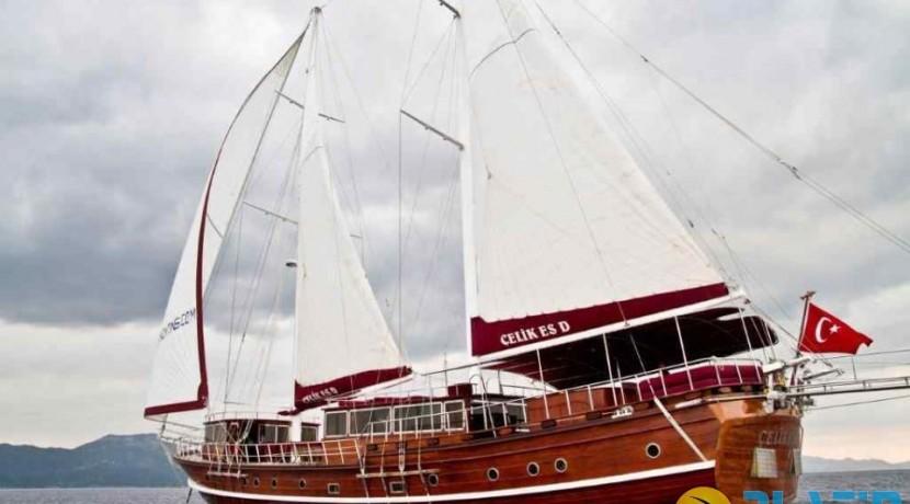 Marmaris 7 Cabin Yacht02