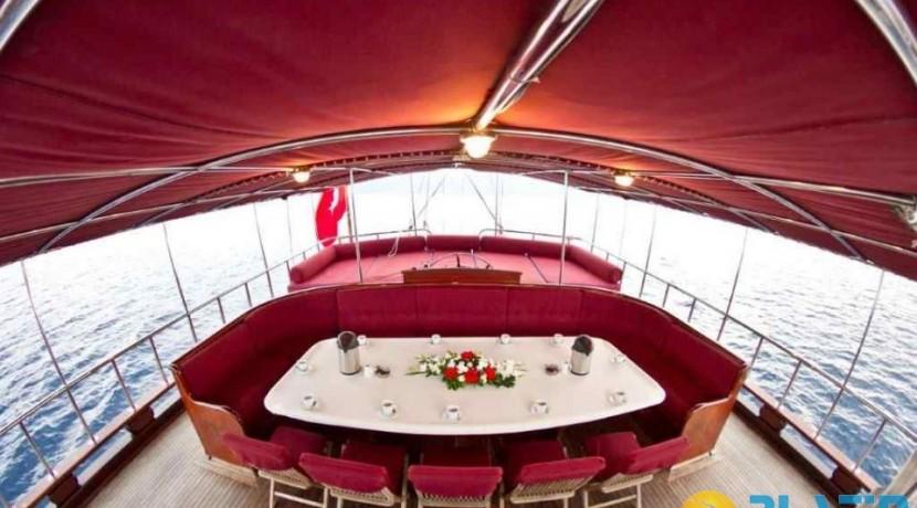 Marmaris 7 Cabin Yacht04