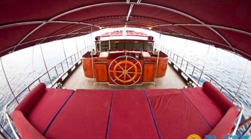 Marmaris 7 Cabin Yacht05