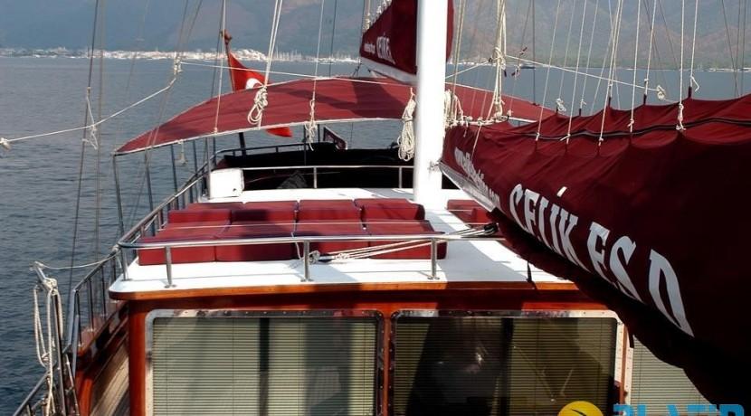 Marmaris 7 Cabin Yacht11