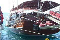 Marmaris 7 Cabin Yacht12