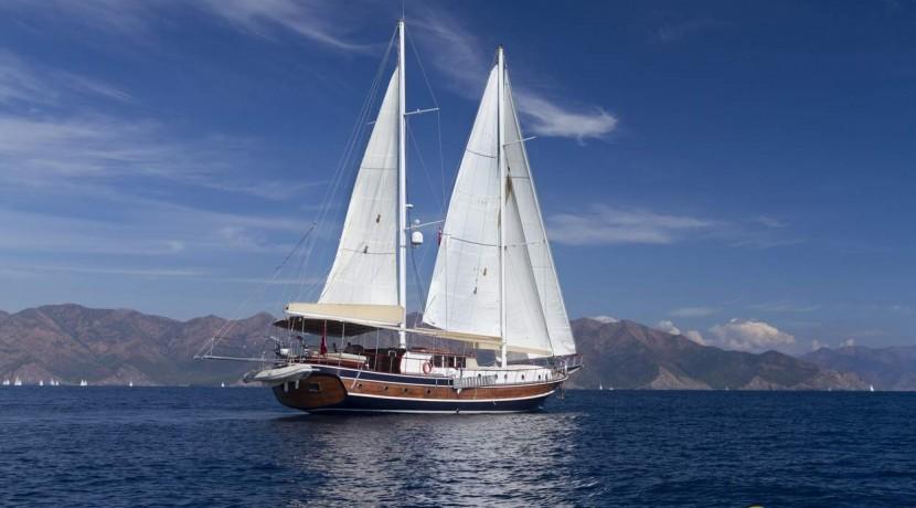 Marmaris Economic Yacht Rental 03