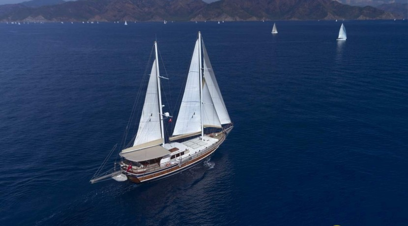 Marmaris Economic Yacht Rental 04