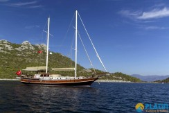 Marmaris Economic Yacht Rental 06