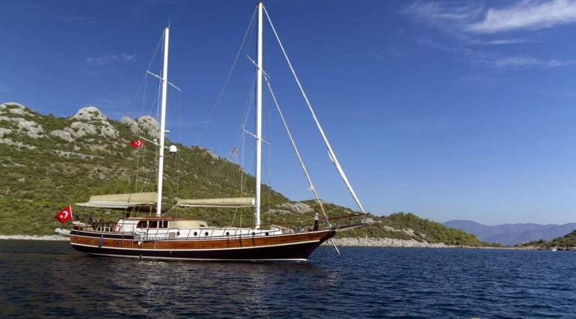 Marmaris Economic Yacht Rental 06