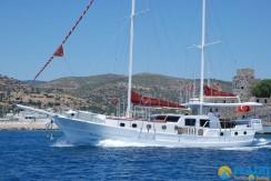 Small 4 Cabin Yacht 16