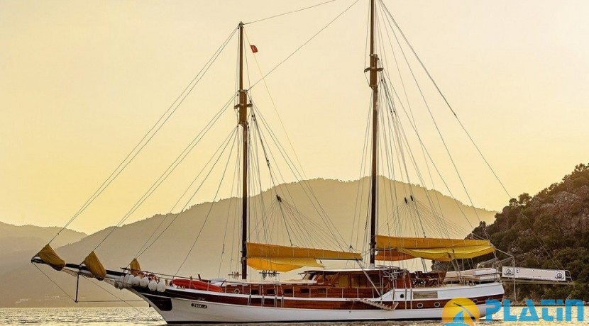 Yacht Charter Bodrum  01
