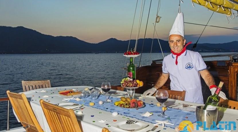 Yacht Charter Bodrum  06