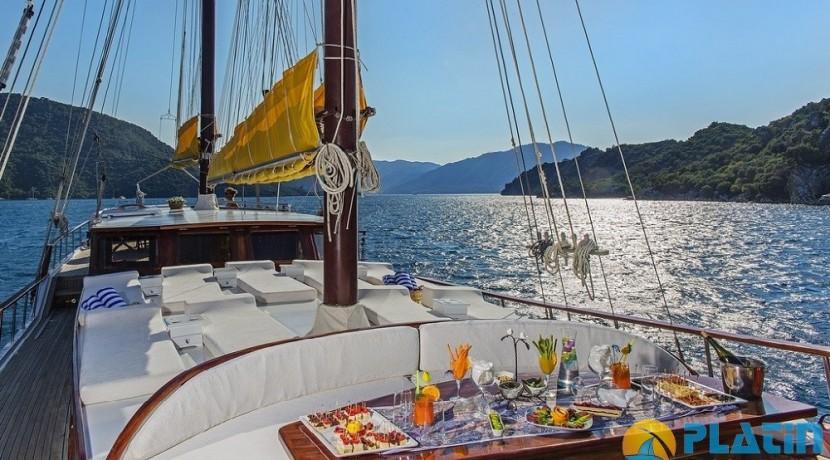 Yacht Charter Bodrum  28