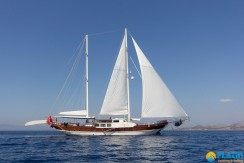 Yacht for Charter Marmaris 01