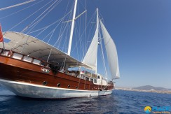 Yacht for Charter Marmaris 03