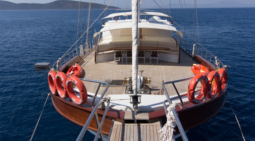 Yacht for Charter Marmaris 04