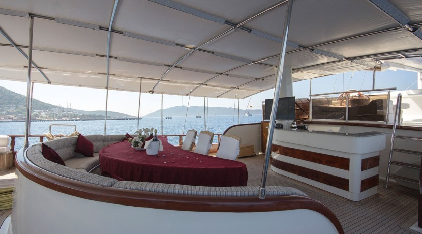 Yacht for Charter Marmaris 05