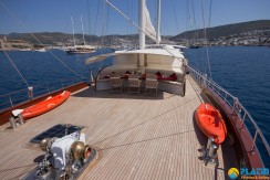 Yacht for Charter Marmaris 07