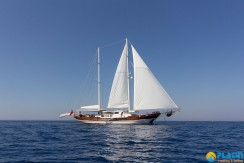 Yacht for Charter Marmaris 08