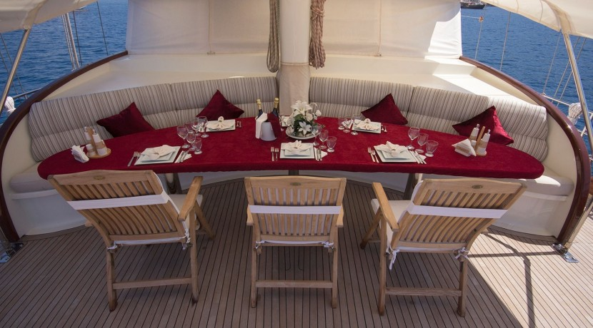 Yacht for Charter Marmaris 09
