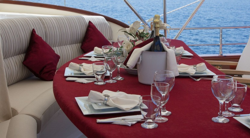 Yacht for Charter Marmaris 12