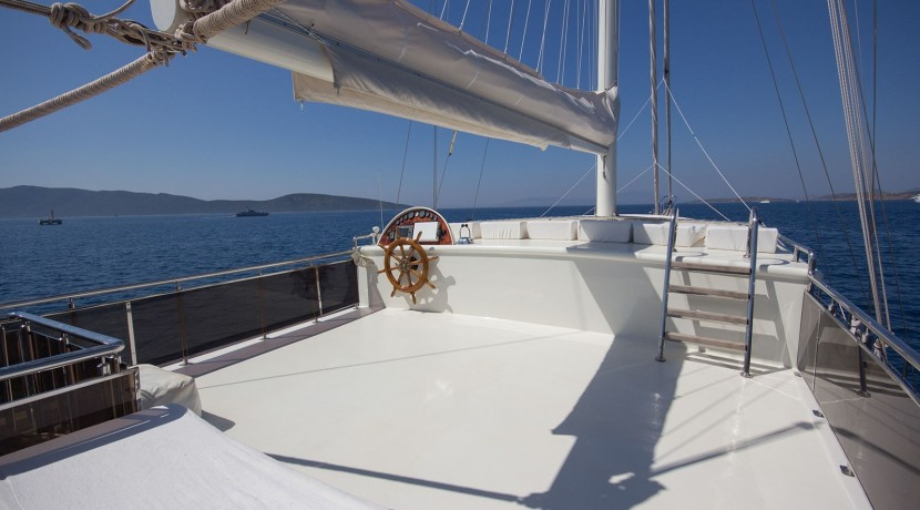 Yacht for Charter Marmaris 13