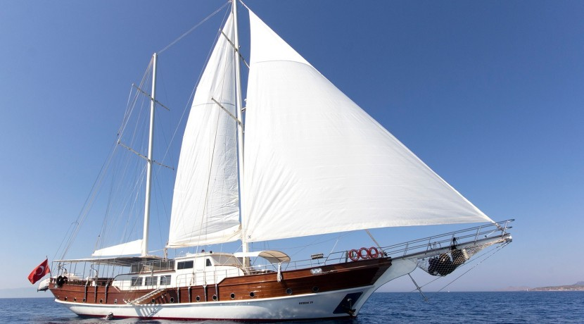 Yacht for Charter Marmaris 16