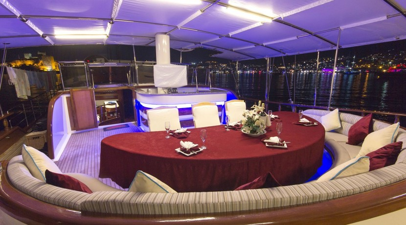 Yacht for Charter Marmaris 20