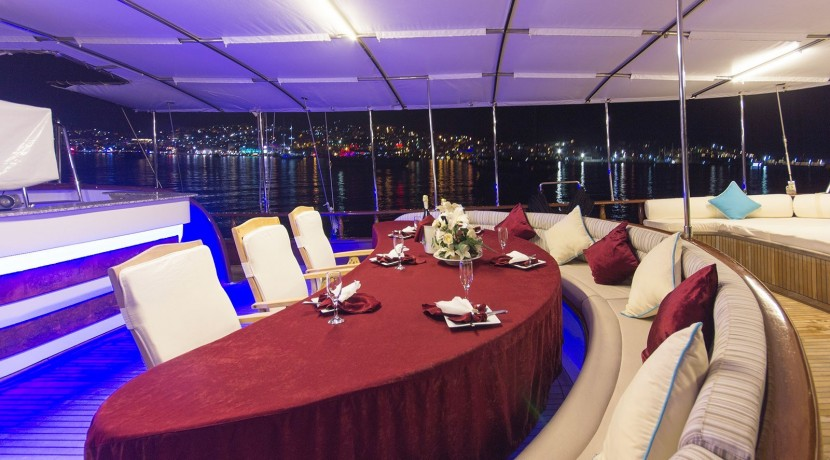 Yacht for Charter Marmaris 21