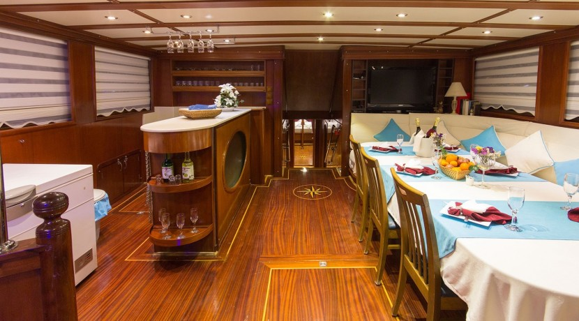 Yacht for Charter Marmaris 23