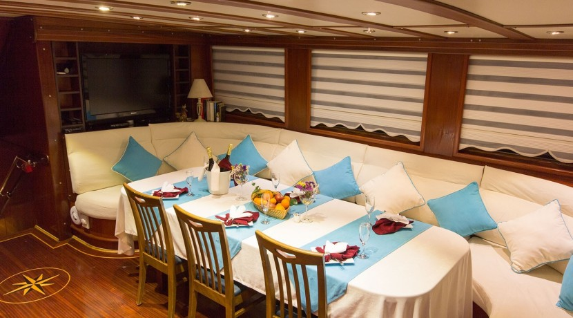 Yacht for Charter Marmaris 24
