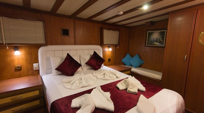Yacht for Charter Marmaris 36