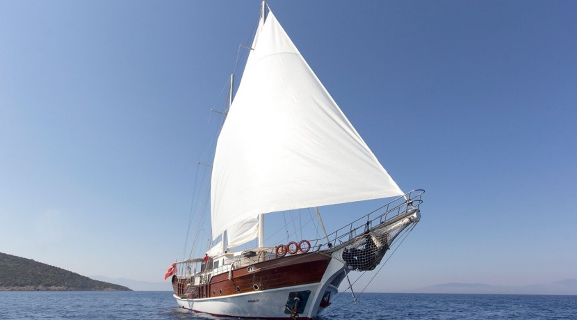 Yacht for Charter Marmaris 44