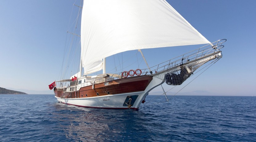 Yacht for Charter Marmaris 45