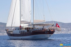 Yacht for Charter Marmaris