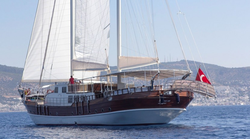 Yacht for Charter Marmaris 46