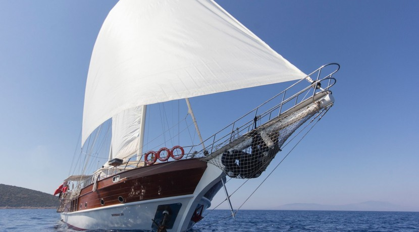 Yacht for Charter Marmaris 47